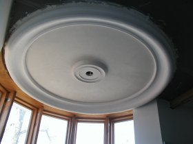 cool                   ceiling medallion